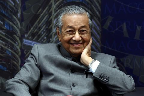 Birthday Wishes From Wife, Malaysians Deeply Appreciated - Dr Mahathir