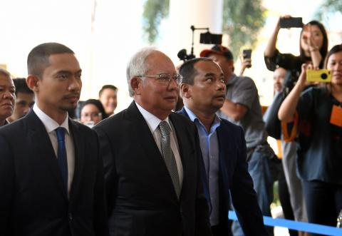 Prosecution Objects To Defence Application For Additional Documents In Former PM Najib's Trial