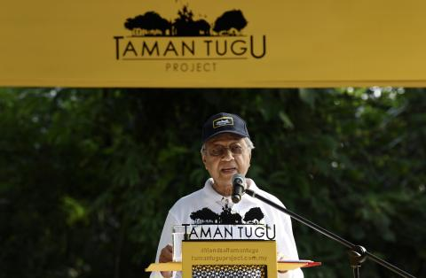 Right Balance Between Physical Development and Environmental Preservation A Must - Malaysian PM