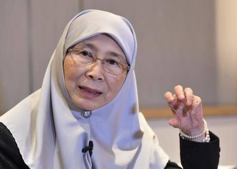Disasters: Malaysia Can Benefit From China's Expertise On Hot Spot Mapping - Dr Wan Azizah