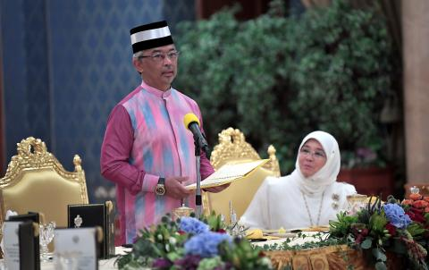 Malaysians In Brunei Overwhelmed With Agong's Friendly, Approachable Attitude