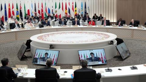 G20 trade ministers meet to discuss COVID-19