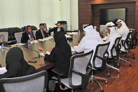 General Authority of Customs Discusses Intellectual Property Rights with Japanese Economic Delegation
