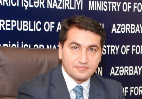 Foreign Ministry: Azerbaijani side stated that if sober minded politicians came to power then progress in resolution of conflict was possible