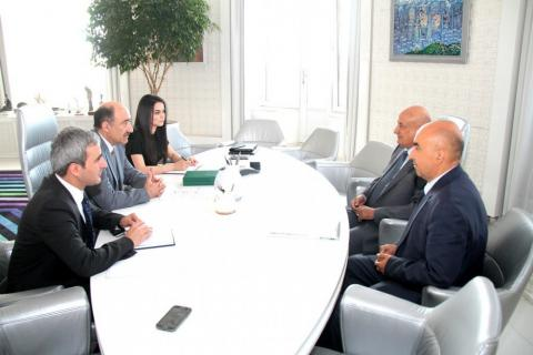 Azerbaijan's minister of culture meets with ISESCO director general
