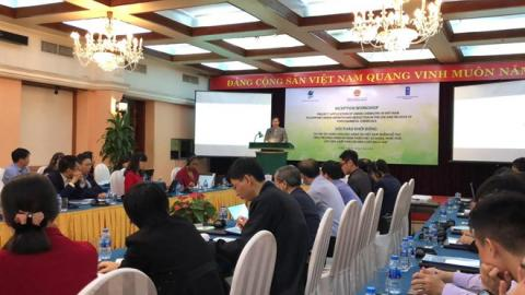 VN: Green chemistry project aims to reduce use of hazardous chemicals