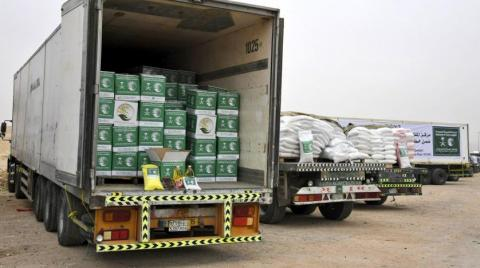 KSRelief delivers 2nd aid batch to Burkina Faso