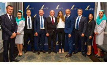 Gulf Air introduces Dreamliner daily flights to London