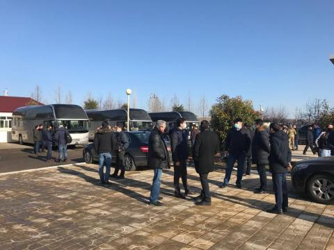 Diplomats accredited in Azerbaijan start visits to liberated lands