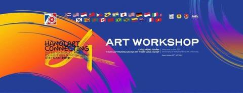 Hanoi Art Connecting 2019 to draw 140 local and foreign artists