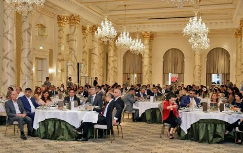 Chief of Azerbaijan`s State Migration Service meets with members of AmCham