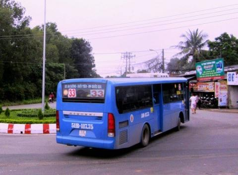 Vietnam: HCM City to pilot high-quality buses on two routes