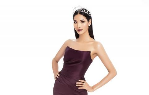 Vietnam's Hoang Thuy to compete for Miss Universe 2019 crown