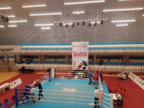 Sumgayit hosts international boxing tournament