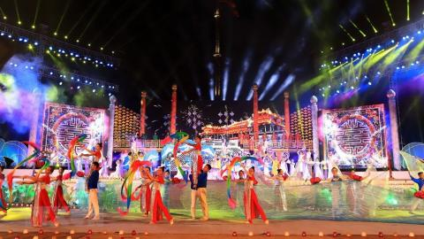 Hue Festival 2018 draws 1.2 million attendees