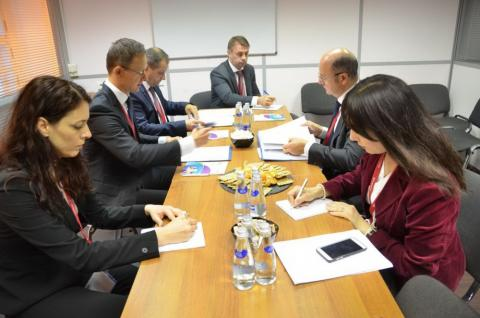 FM: Hungary is keen on participating in Southern Gas Corridor project