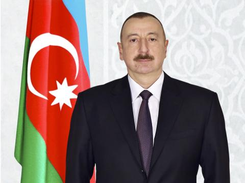 Azerbaijani president: Armenia's occupation policy hinders peace, stability, progress in region