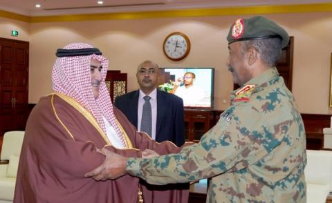 HM King voices support to Sudan