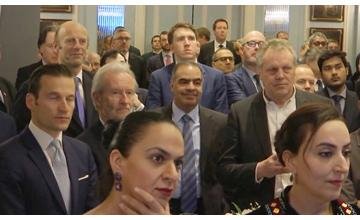 Bahrain investment opportunities showcased in London