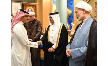 HRH Crown Prince highlights the importance of continuous investment in the Kingdom's citizens