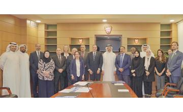 Bahrain chairs meeting with UN