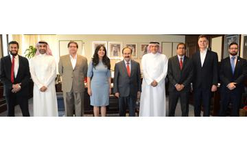 Electricity Minister receives energy company delegation