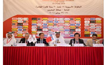 Bahrain ready to host Asian Men's U20 Volleyball Championship