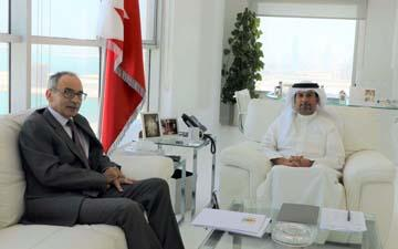 Bahrain, UK discuss ways to boost environment relations