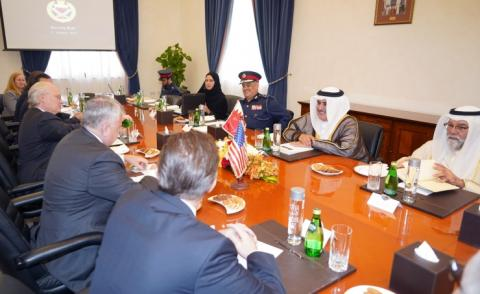 Foreign minister meets US deputy secretary of state