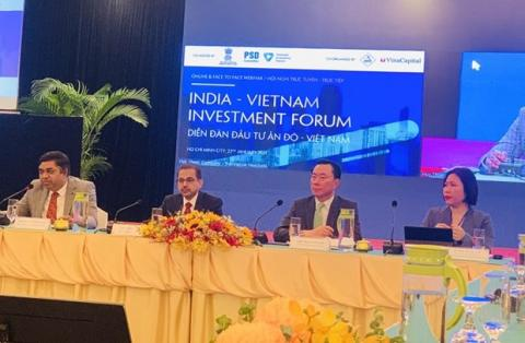 India-Vietnam Investment Forum held in HCM City