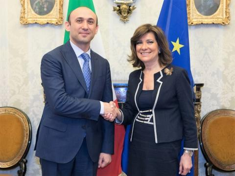 Italian Senate`s president: Azerbaijan is very important partner for Italy