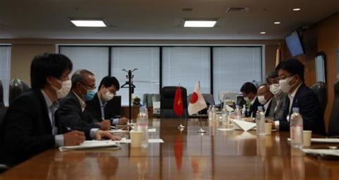Japanese ministry pledges support for Vietnamese interns