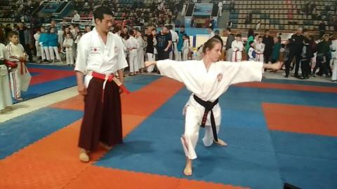 Azerbaijani fighters shine at Koshiki Karatedo Asian Open Cup