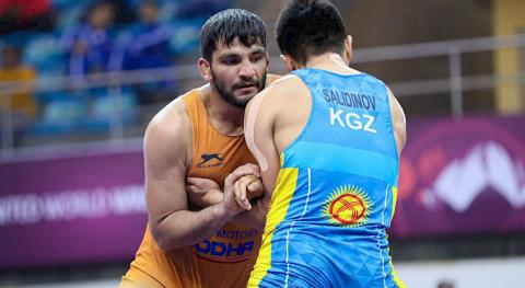 Kyrgyzstan bags 5 medals at Asian Championship in India