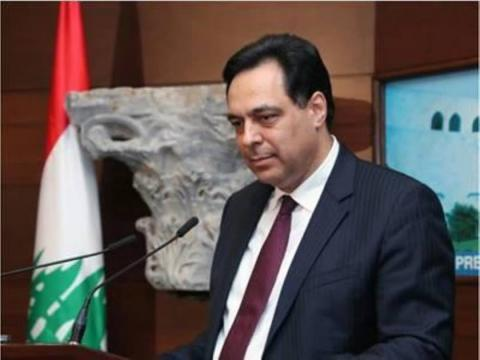 Lebanese Caretaker Prime Minister Meets President of Qatar National Library