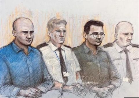Essex lorry deaths: Four people-smugglers jailed for a total of 78 years
