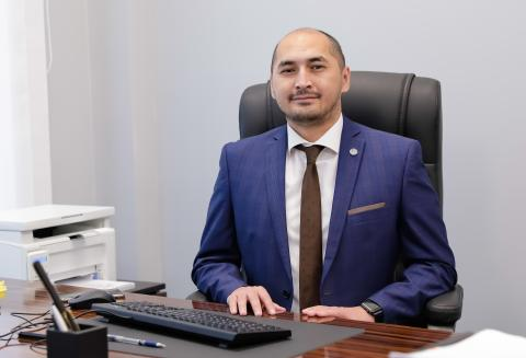 About the launch and operation of coronavirus2020.kz website in Kazakhstan