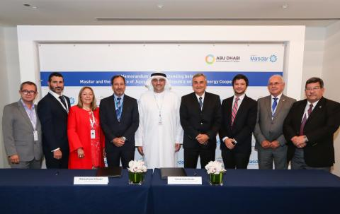 Masdar and Argentinia to initiate solar energy cooperation