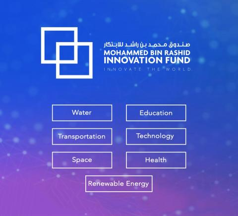 Mohammed bin Rashid Innovation Fund evaluating AED22 million investments in Q2 2018