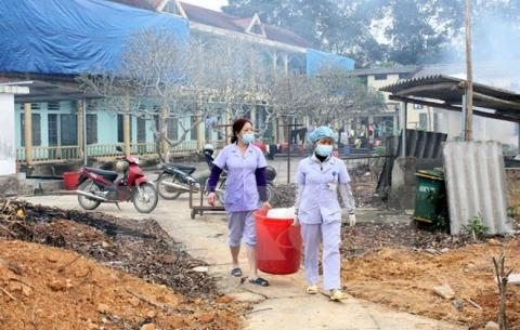 Vietnam: 88% of hospitals have effective waste treatment systems