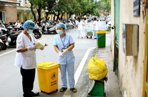 Vietnamese capital adopts plan tightening control over medical waste