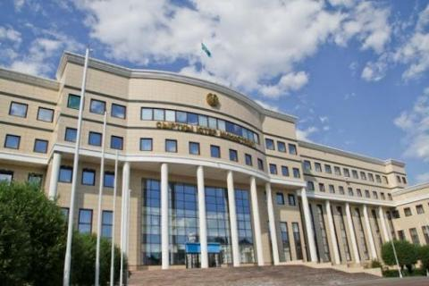 Kazakh MFA talks great importance of developing relations with Turkic-speaking countries