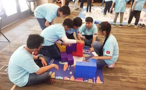 Vietnam win one silver, four bronze at World Mathematical Olympiad 2018