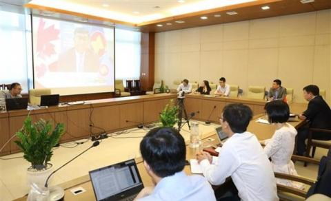 Vietnam lauds Canada's support to ASEAN in COVID-19 fight