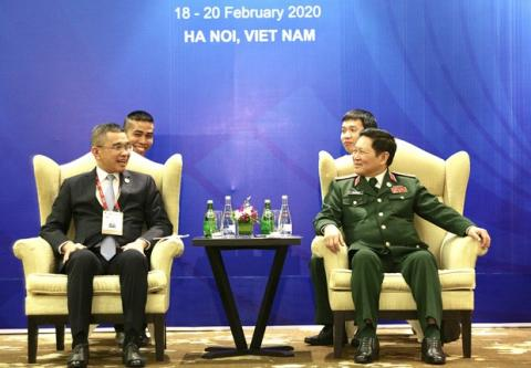 Vietnam-Thailand defence cooperation boosted