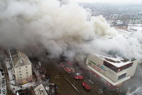 No Vietnamese victim found in Russia's shopping mall fire