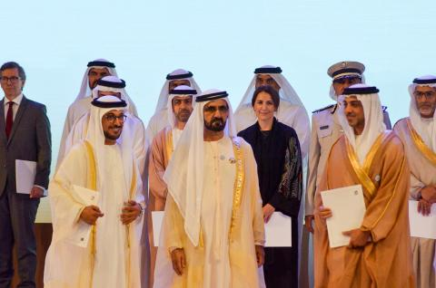 Mohammed bin Rashid honours ADFD for its contributions to foreign aid