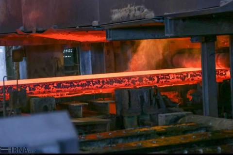 Iran's steel exports grow by 129%