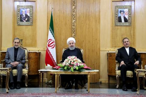 Consensus sole key to Caspian legal issues: Iran's Presiden