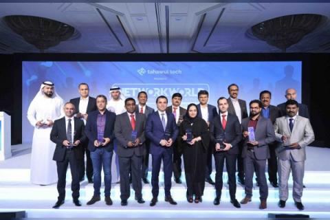 Network World Middle East recognises Abu Dhabi Ports innovation